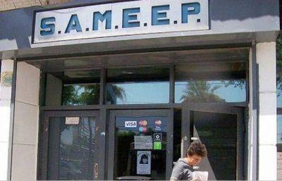 Sameep informó que ya se normalizó el servicio de agua