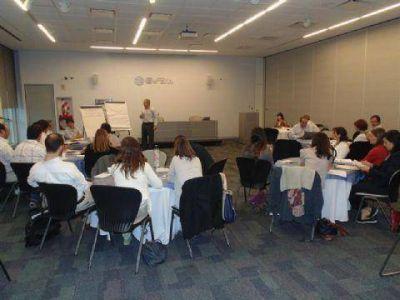 Pacini cerró el taller de líderes para el desarrollo local