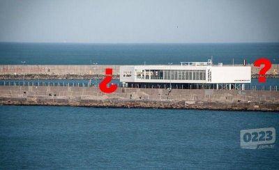 La Terminal condenada a un ayuno eterno de Cruceros