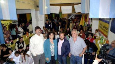El PRO Chivilcoy realizó el cierre de la campaña presidencial del balotaje
