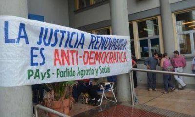 """""""Si nos rechazan el recurso, apelaremos a la Corte Suprema de Justicia de la Nación"""