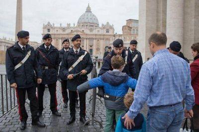 El apartamento papal, uno de los 94 puntos con más seguridad