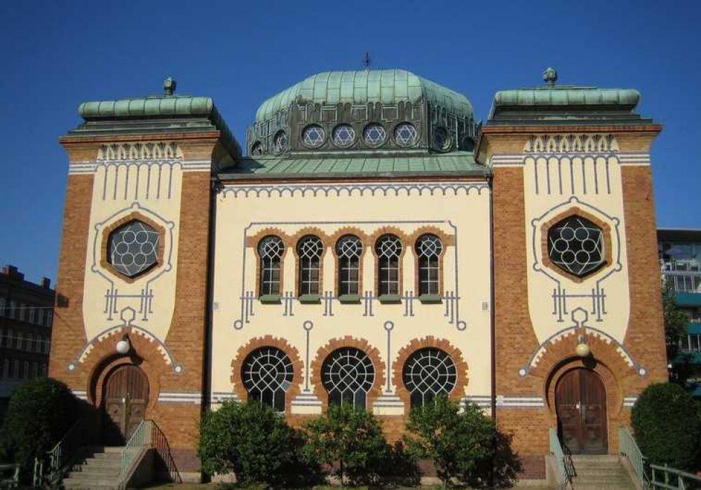 Suecia   Las comunidades judías de Suecia cierran las sinagogas por amenazas de ataques terroristas