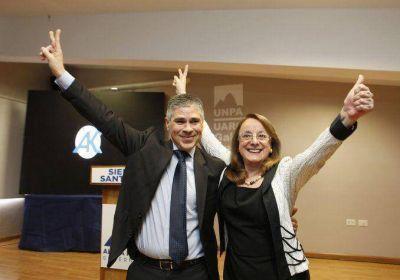La Junta Electoral proclamó a Alicia Kirchner gobernadora de Santa Cruz