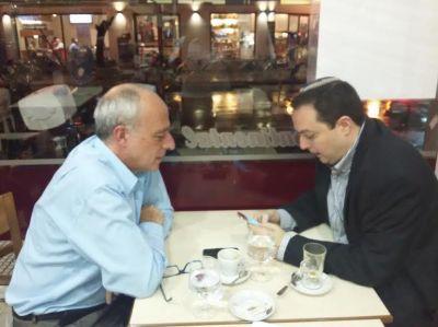 Entrevista al flamante presidente de la DAIA: