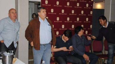 Dirigentes del sciolismo dieron la cara y hablaron del duro momento electoral