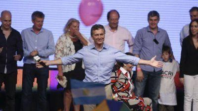 Macri sac� 4 millones m�s de votos que en la primera vuelta y es el Presidente