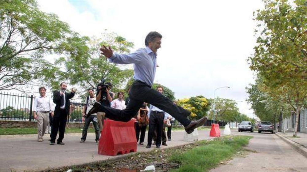 Mauricio Macri: de la ducha con Palermo en la Bombonera a la Casa Rosada