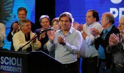 """Alberto Pérez: """"Ha sido una jornada más que satisfactoria porque ganó la democracia"""""""