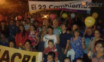 En Patagones: Macri 51% - Scioli 49%