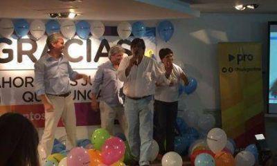 Con Macri como presidente
