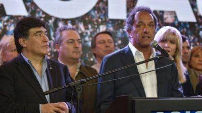 La Maldici�n contin�a, Scioli no es presidente