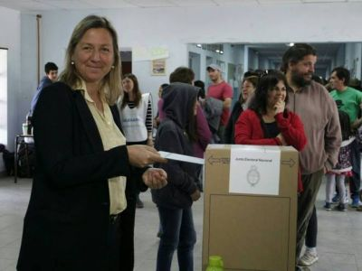 Martini destacó participación del electorado y resultado a nivel local