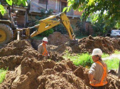 Con tareas de mantenimiento, DPEC mejora la distribución en Capital, Itatí, San Cosme y Paso de la Patria