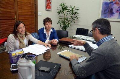 Galli confirmó a los titulares de las áreas de su gabinete
