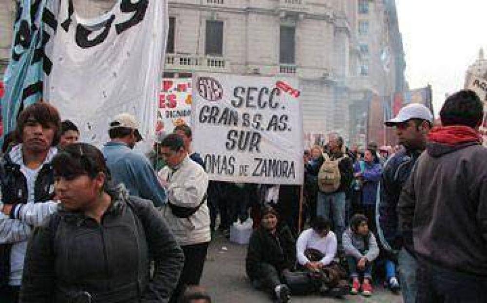 ATE reclamó planes de viviendas al Municipio de Lomas
