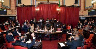 Nuevo bloque en el Senado bonaerense