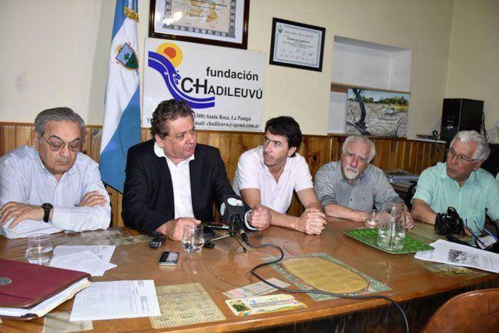 """Bogantes: """"lo importante es que los Estados protejan el agua"""""""