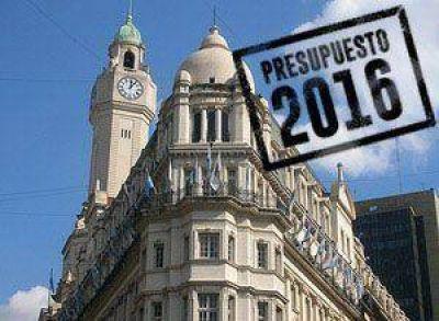 Convocatoria exprés para el Presupuesto 2016