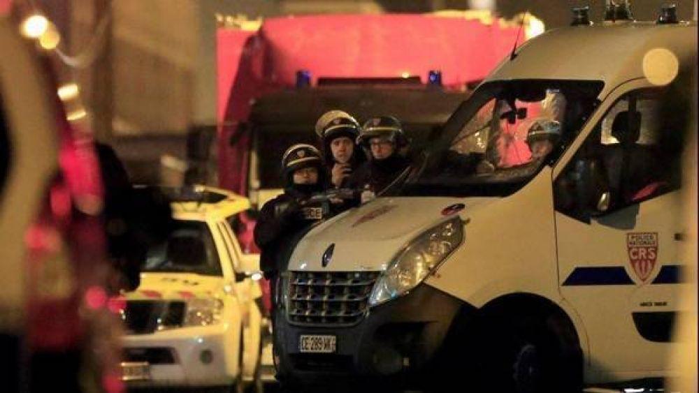 El jefe del comando de París planeaba otro gran atentado