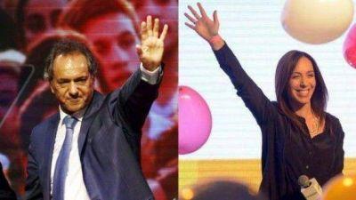 Scioli y Vidal se reúnen para avanzar en el traspaso de la gestión