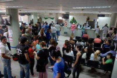 Médicos reciben 4.000 consultas por día de afiliados de la OSEP