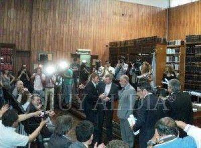 Recibieron sus diplomas los diputados electos por el Frente Cambia Jujuy