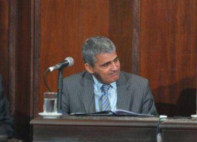 Jorge Díaz renunció a su futura banca como diputado provincial