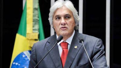 Corrupción en Petrobras: arrestan a un senador oficialista