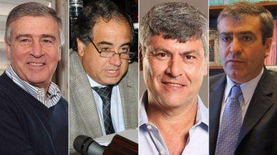 La UCR, con cuatro puestos de relevancia en el gabinete