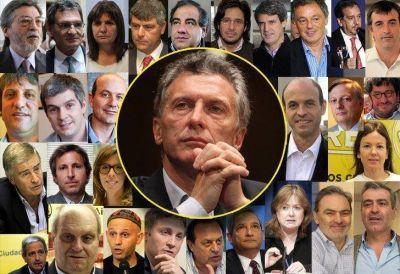 El equipo de Macri presidente: PRO puros, radicales, sorpresas e inc�gnitas