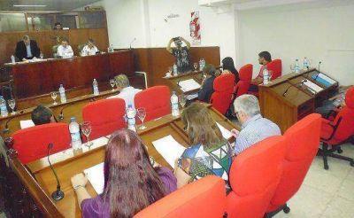 San Martín aprobó un aumento de tasas y el presupuesto para 2016