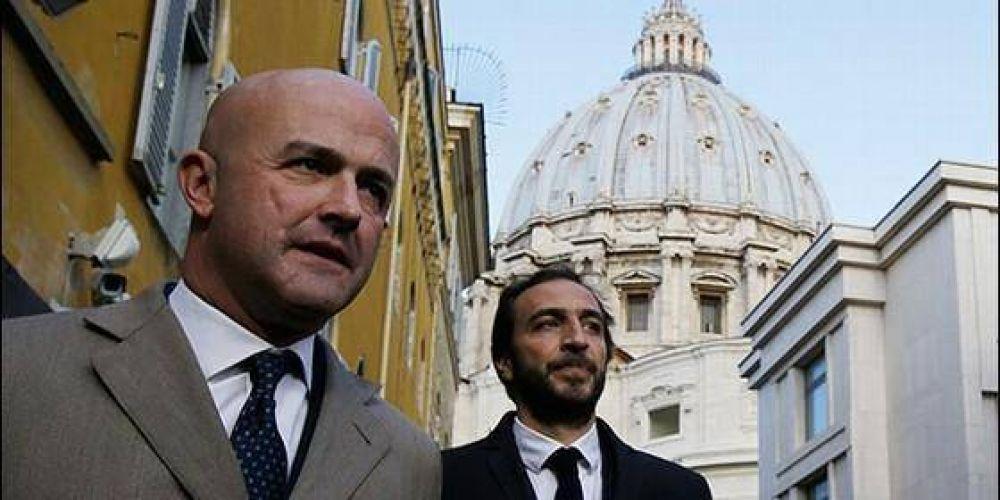 Nuzzi y Fittipaldi se defienden: