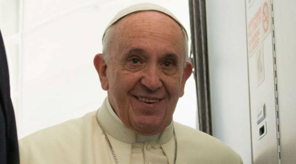 """Papa Francisco en África: """"El único peligro son los mosquitos"""""""