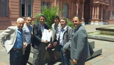 Intendentes del Gran Córdoba no pudieron ni entrar a Casa Rosada