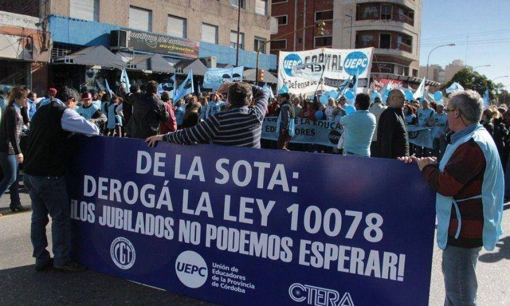 """Fallo de la Corte: Luz y Fuerza salió a pedir la """"inmediata"""" derogación de la 10.078"""