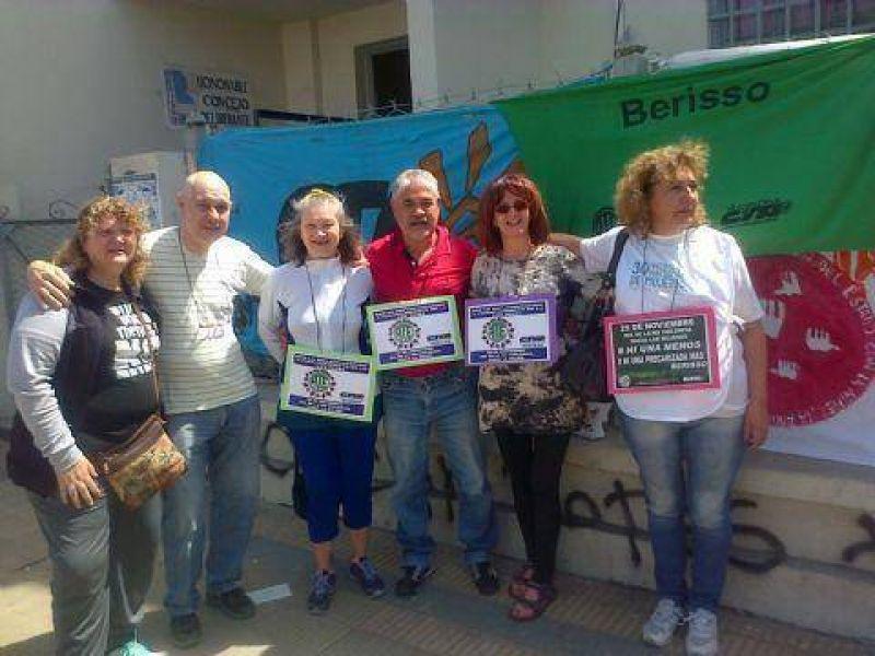 La CTA local marchará contra la violencia de género
