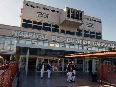 Hospital Garrahan: prevén un recorte del 20% para el 2016