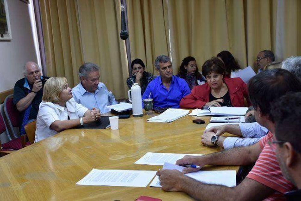Diputados rechaza el cambio de financiamiento del Acueducto II