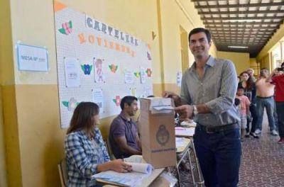 En Salta, Scioli ganó con el 55,23 por ciento de los votos