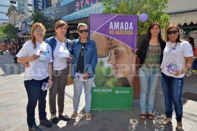 Jornada de sensibilización y reflexión en el marco del Día de la no Violencia contra la Mujer