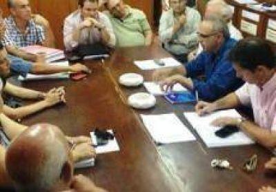 """Giovanettoni pidió """"extender"""" la prórroga para remitir el Presupuesto"""