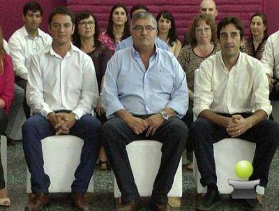 Fue presentado oficialmente el gabinete de funcionarios que acompañará a Vicente Gatica