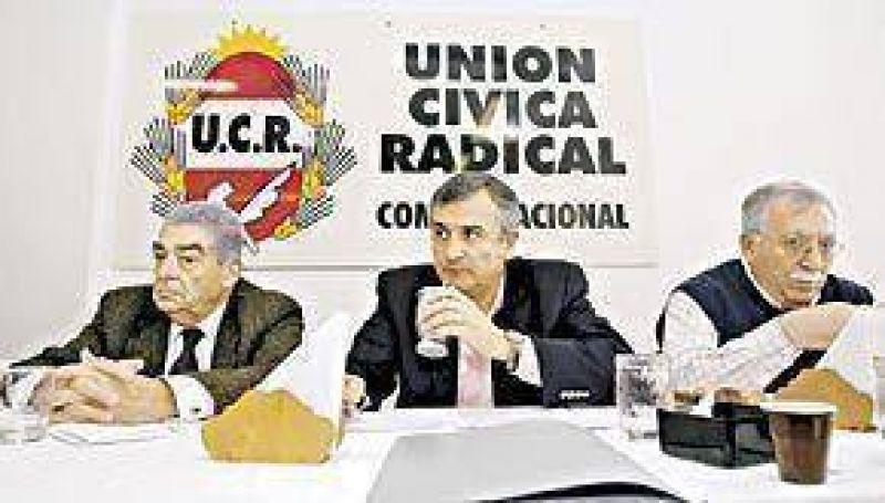 Con duras críticas, la UCR dio por cerrado el diálogo con el Gobierno