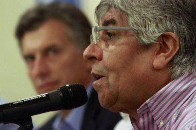 Macri almuerza con Moyano: tensión por el nuevo ministro de Trabajo