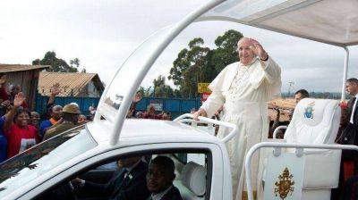 El papa Francisco criticó las
