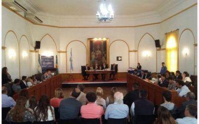 Polémica en el Concejo por el reconocimiento de deuda a Sudamericana de Aguas