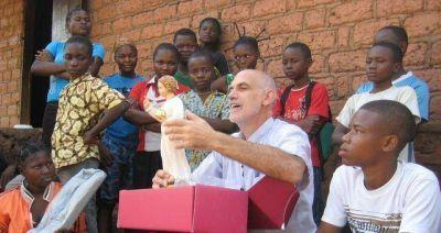 """""""Esperamos que el Papa hable claro a los que están hundiendo República Centroafricana"""""""