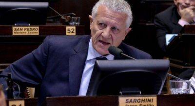 Ahora suena el massista Sarghini para presidir Diputados en la provincia