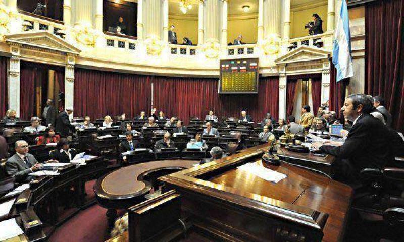 Ya tiene dictamen en el Senado el proyecto que crea un fondo para emergencia agropecuaria
